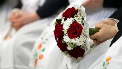Νεόνυμφοι ζήτησαν... αίμα αντί για γαμήλια δώρα