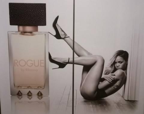 Απαγόρευσαν αφίσα με τη Rihanna λόγω... σεξουαλικών υπονοούμενων!