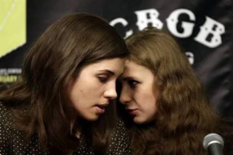 Οι Pussy Riot ζητούν αναθεώρηση του Συντάγματος για το «χουλιγκανισμό»