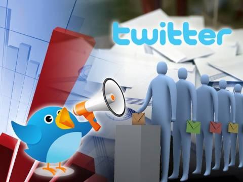 Οι νικητές και οι χαμένοι των εκλογών στο... Twitter