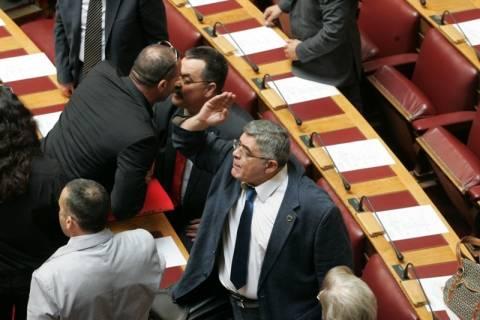 Υπέρ της άρσης ασυλίας των βουλευτών της Χ.Α ψήφισαν 223  βουλευτές