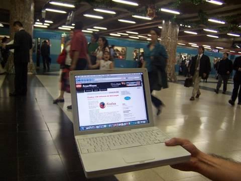 Wi-Fi в метро и в городской электричке