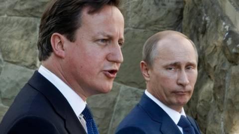 Την Πέμπτη τελικά η συνάντηση Κάμερον-Πούτιν