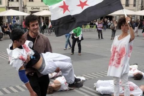 Συρία: Τουλάχιστον 3 νεκροί στους πανηγυρισμούς για  Άσαντ!