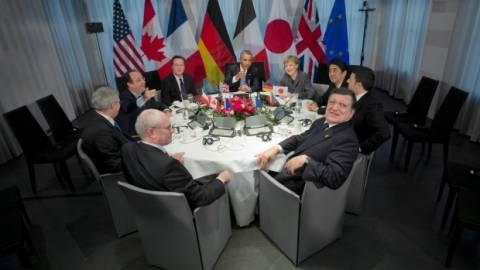 Οι G7 εξετάζουν την πιθανότητα επιβολής νεών κυρώσεων στη Ρωσία