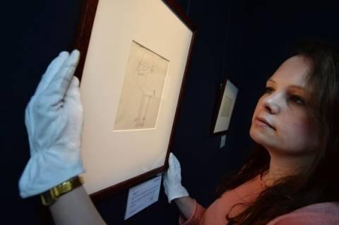 Για 2,9 εκατ. δολάρια πωλήθηκαν πρωτότυπα χειρόγραφα και σχέδια του Τζον Λένον