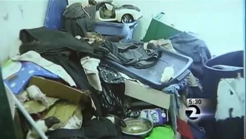 Γυναίκα από την Καλιφόρνια είχε στο σπίτι της χιλιάδες αρουραίους! (βίντεο)