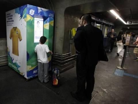 Μουντιάλ 2014: Επ΄αόριστον απεργία στο μετρό της Βραζιλίας