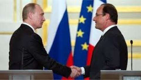 Τριερβελέρ: «Ευτυχής που δεν είμαι υποχρεωμένη να σφίξω το χέρι του Πούτιν»