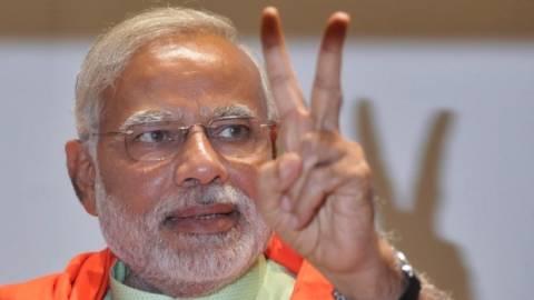 Ινδία: Συνάντηση Μόντι- Ομπάμα
