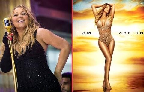 Σοκάρει η αρετουσάριστη εικόνα της Mariah Carey