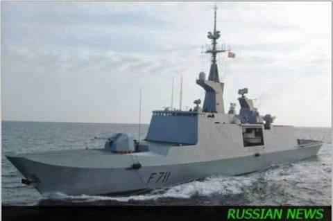 Μαύρη Θάλασσα: Γαλλική φρεγάτα καταγράφει τις στρατιωτικές βάσεις της Ρωσίας