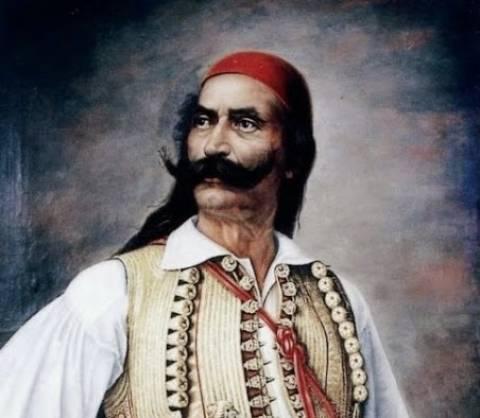 5 Ιουνίου 1825: O Οδ. Ανδρούτσος εκτελέστηκε από Ελληνα στην Ακρόπολη