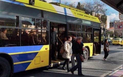 Уменьшается стоимость проездных карт на транспорт в Аттике