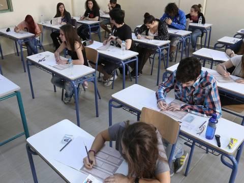 Πανελλαδικές 2014: Σε μαθήματα κατεύθυνσης εξετάζονται αύριο οι υποψήφιοι