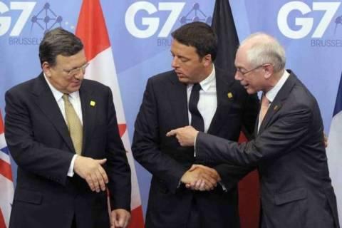 Ρέντσι: Κανείς δεν υπαγορεύει τον πρόεδρο της Ευρωπαϊκής Επιτροπής