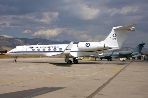 Ανήλικος μεταφέρθηκε στην Γερμανία με το πρωθυπουρικό αεροσκάφος