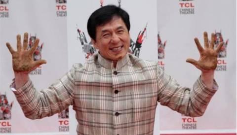 Πρώτος πρεσβευτής κατά του οργανωμένου εγκλήματος ο Τζάκι Τσαν!