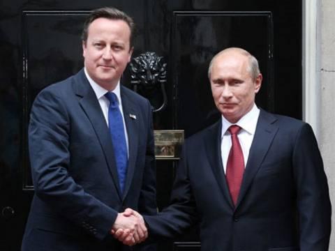 Πούτιν – Κάμερον: Τα είπαν για την Ουκρανία στο Παρίσι