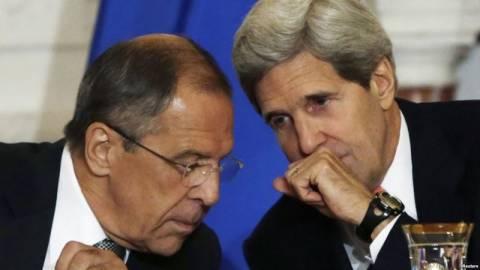 Κέρι – Λαβρόφ: Συμφώνησαν για σταθερότητα στην Ουκρανία