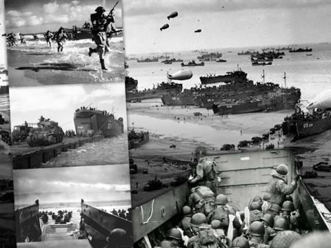 6 Ιουνίου 1944: Εβδομήντα χρόνια από την απόβαση στη Νορμανδία