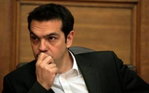 """Tsipras to """"Le Monde"""": """"The debt is unsustainable and threatens Europe's stability"""""""