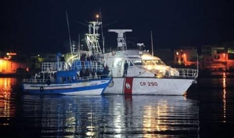 Ιταλία: 2.500 μετανάστες διασώθηκαν το τελευταίο 24ωρο στη Μεσόγειο