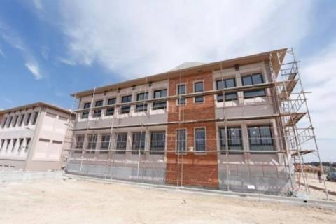 Φίλυρο: Σημαντικό έργο το νέο λύκειο μαζί με την βιβλιοθήκη