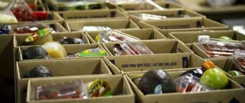 Συλλογή Τροφίμων για το Κοινωνικό Παντοπωλείο Κορδελιού Εύοσμου
