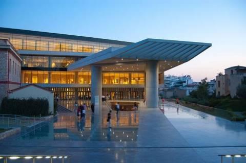 Музею Акрополя исполняется пять лет