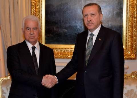 Κυπριακό: Συνάντηση αύριο Ερντογάν-Έρογλου