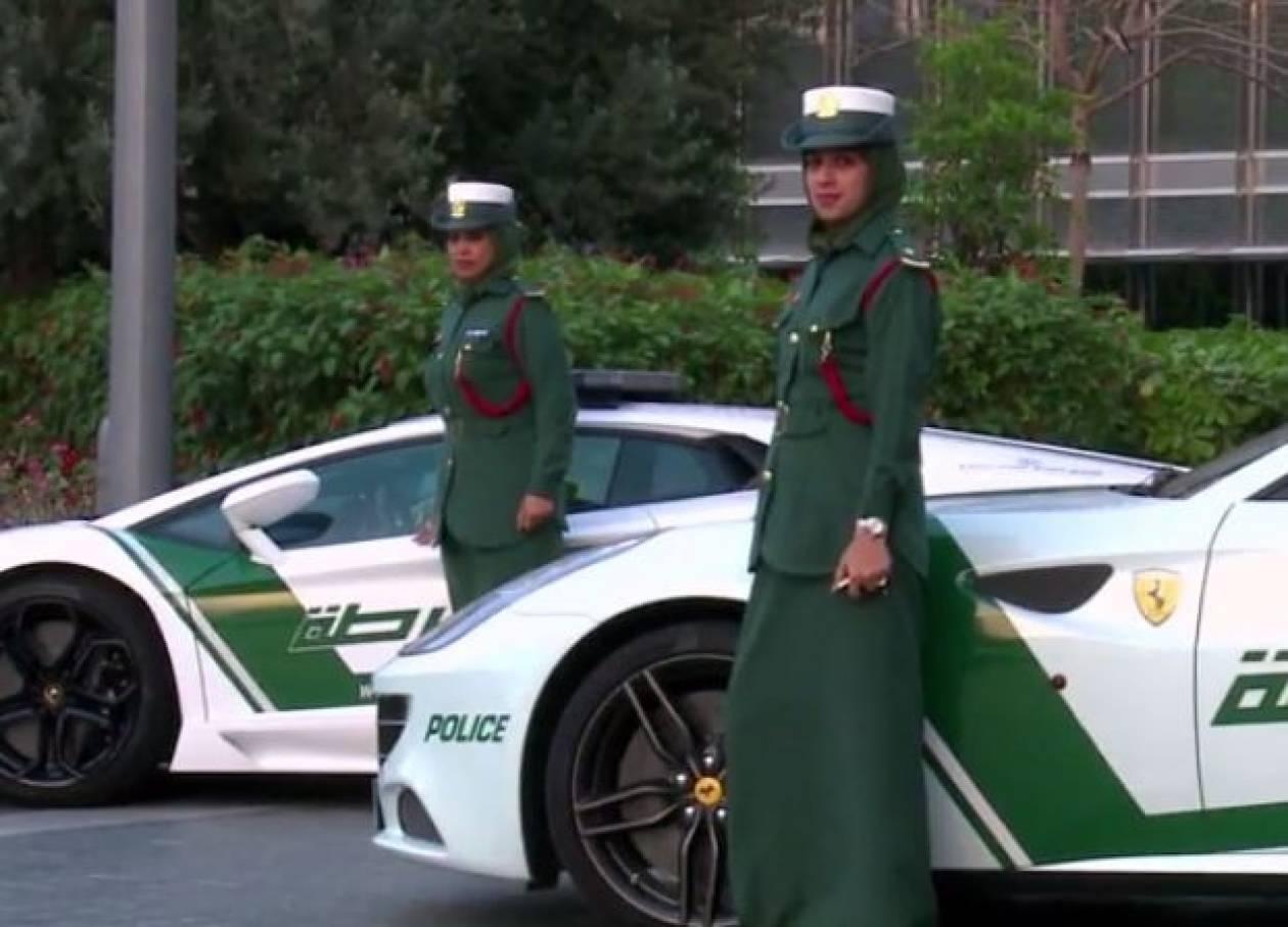 Τα πιο γρήγορα περιπολικά στον κόσμο βρίσκονται στο Ντουμπάι! (vid)