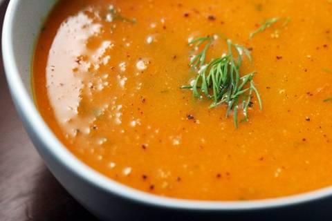Συνταγή για ψαρόσουπα αγιορείτικη