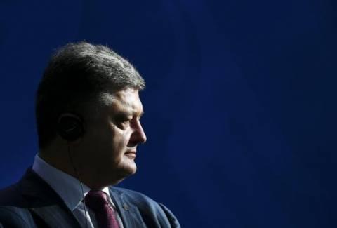 Ουκρανία: Ορκίστηκε ο Πέτρο Ποροσένκο
