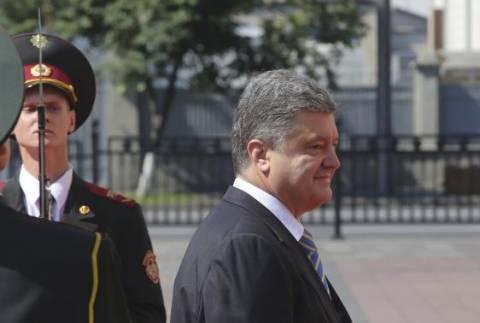 Ποροσέκνο:  Η Κριμαία ήταν και θα παραμείνει ουκρανική