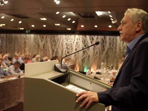 Κουβέλης: Στη διάθεσή σας η παραίτησή μου