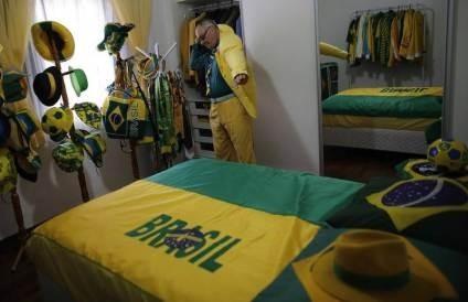 Μουντιάλ 2014: Είναι τρελοί αυτοί οι Βραζιλιάνοι! (pics+video)