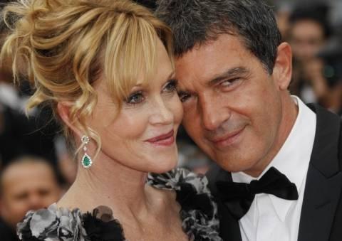 Жена Антонио Бандераса подала на развод после 18 лет брака