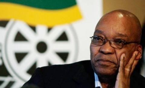 Σε νοσοκομείο εισήχθη ο πρόεδρος της Νότιας Αφρικής