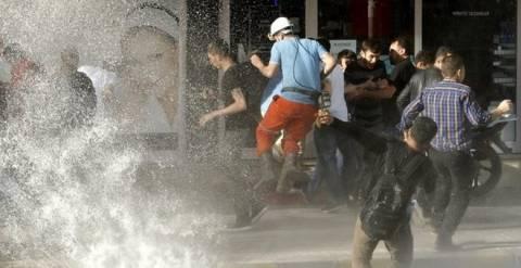 Επεισόδια στην Τουρκία: Ένας διαδηλωτής νεκρός και πολλοί τραυματίες