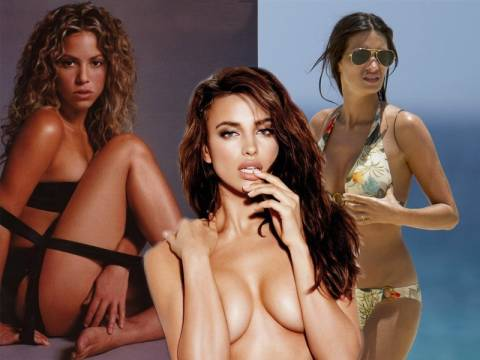 Μουντιάλ 2014: Η πιο σέξι ενδεκάδα του Παγκοσμίου Κυπέλλου (pics+vid)