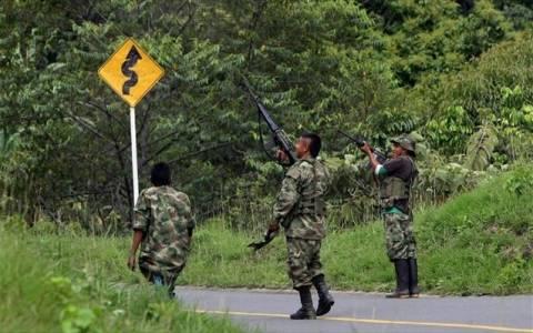 Εκεχειρία για το δεύτερο γύρο των εκλογών κήρυξαν οι αντάρτες της FARC