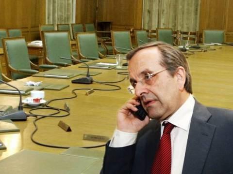 Reshuffle: Waiting for the Samaras' phone-call
