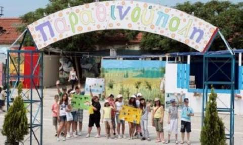 """""""Parathinoupoli"""" 2014: The children's festival in the Kalamaria municipality started!"""