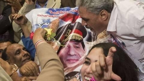 Αίγυπτος: Ορκίστηκε ο νέος πρόεδρος Σίσι