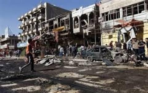 Ιράκ: Δεκαοκτώ νεκροί από βομβιστική επίθεση καμικάζι