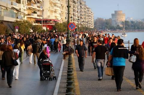 Πεζοδρομείται σήμερα η Λεωφόρος Νίκης στη Θεσσαλονίκη