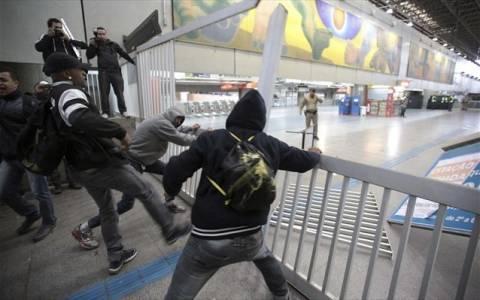 Βραζιλία: Παράνομη η απεργία των εργαζομένων του Μετρό