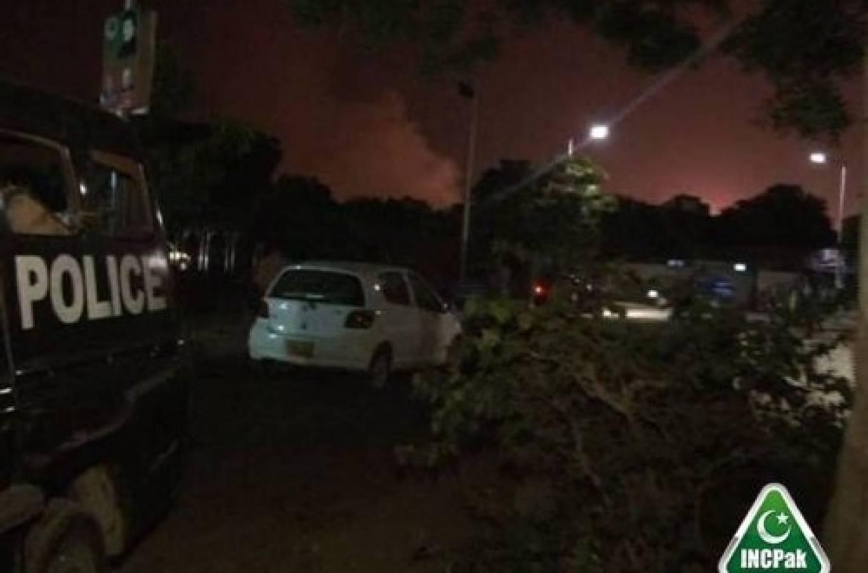 Στους 12 οι νεκροί από την επίθεση ενόπλων στο διεθνές αεροδρόμιο του Καράτσι