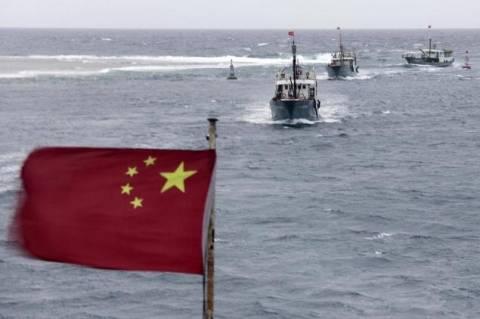 Η Κίνα κατηγορεί το Βιετνάμ για «θερμά επεισόδια» στη Νότια Σινική Θάλασσα
